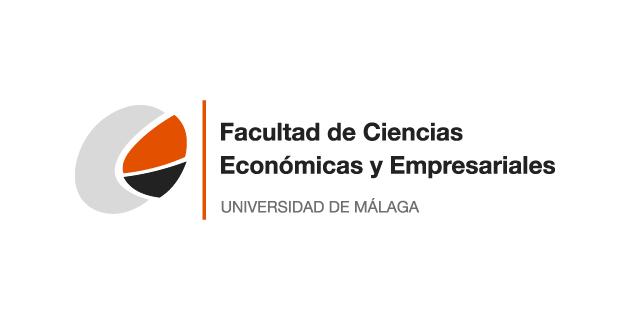 logo vector Facultad de Ciencas Económicas y Empresariales Universidad de Málaga