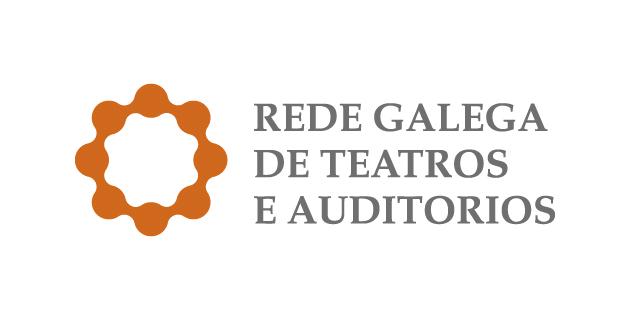 logo vector Rede Galega de Teatros