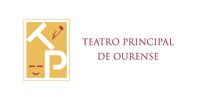 logo vector Teatro Principal de Ourense