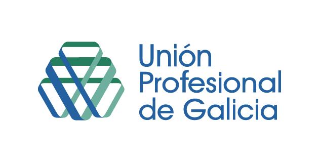 logo vector Unión Profesional de Galicia