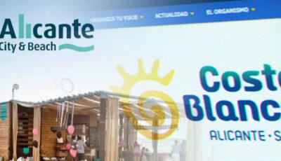 logo vector turismo Alicante