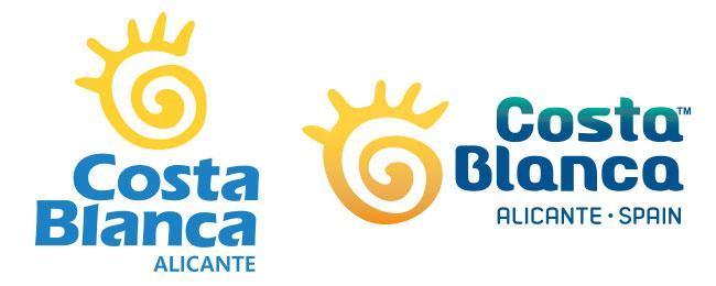 logo vector Costa Blanca