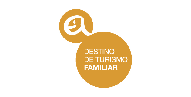 logo vector Destino de Turismo Familiar