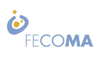 logo vector FECOMA Málaga
