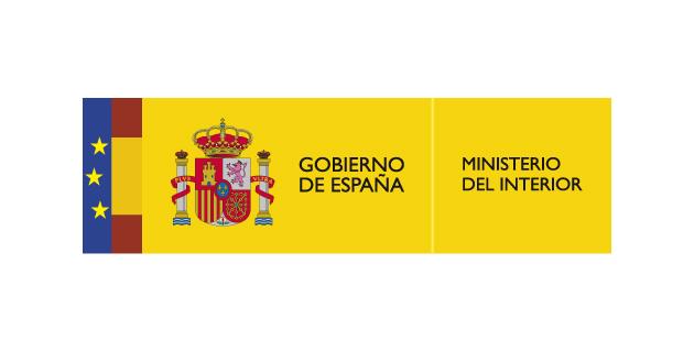 Logo vector ministerio del interior for Web ministerio interior