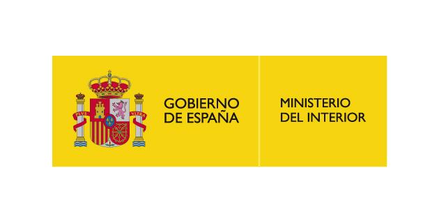 Logo vector ministerio del interior for Notificacion ministerio del interior