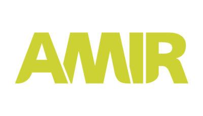 logo vector AMIR