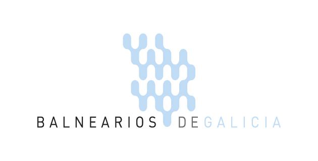 logo vector Balnearios de Galicia