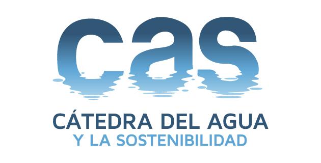 logo vector Cátedra del Agua y la Sostenibilidad