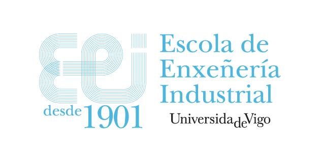 logo vector Escola de Enxeñería Industria Uvigo