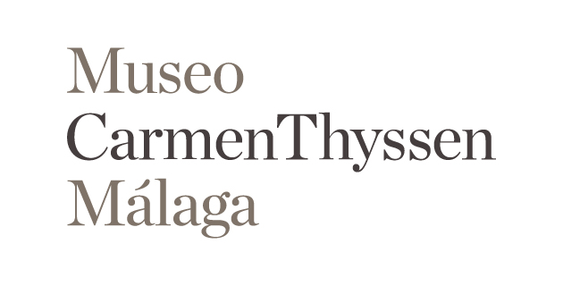 logo vector Museo Carmen Thyssen Málaga