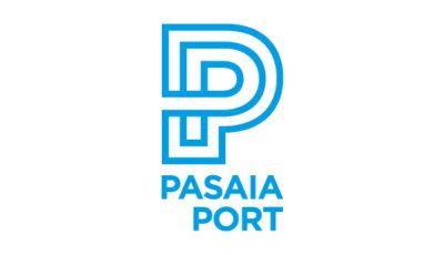 logo vector Pasaia Port