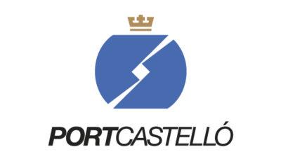 logo vector PortCastelló