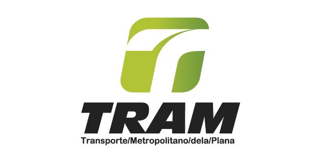 logo vector TRAM Castelló
