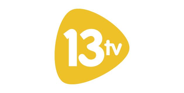 logo vector 13 TV