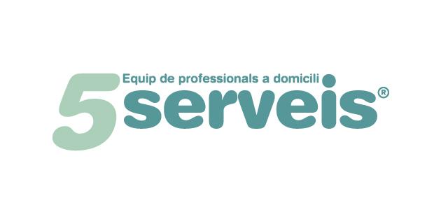 logo vector 5 Serveis
