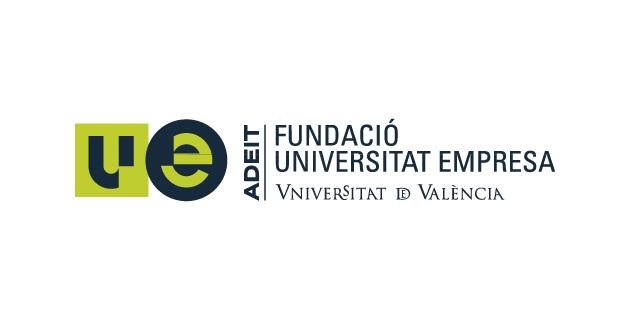 logo vector ADEIT Fundación Universidad-Empresa de la Universitat de València