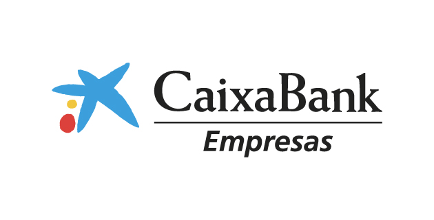 Logo vector caixabank empresas for Oficina 9880 la caixa