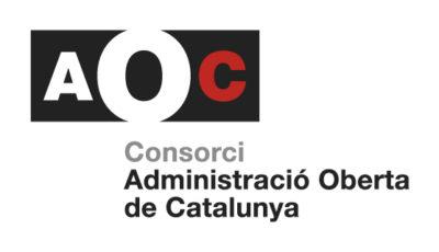 logo vector Consorci Administració Oberta de Catalunya