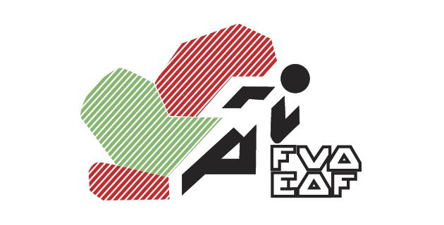 logo vector Federación Vasca de Atletismo