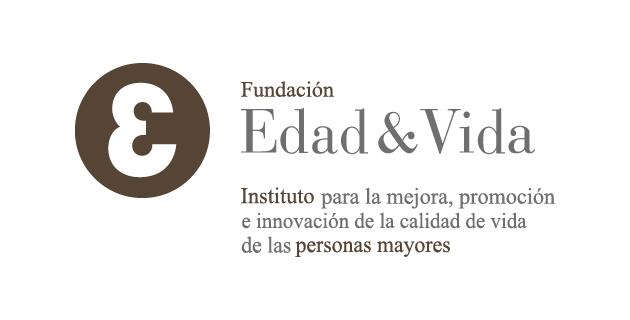 logo vector Fundación Edad y Vida