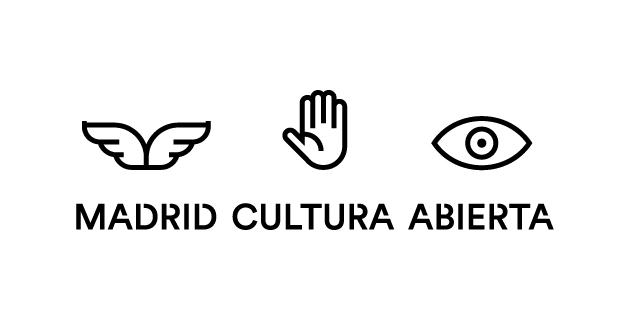 logo vector Madrid Cultura Abierta