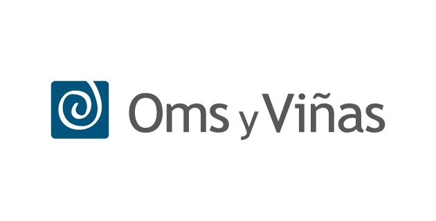 logo vector Oms y Viñas