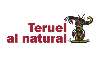 logo vector Teruel al natural