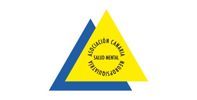 logo vector Asociación Canaria de Neuropsiquiatría y Salud Mental