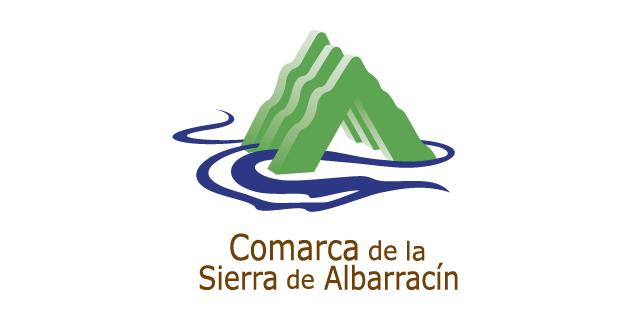 logo vector Comarca de la Sierra de Albarracín