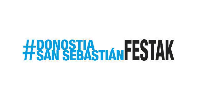 logo vector Donostia San Sebastian Festak