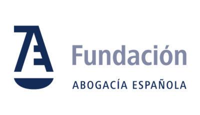 logo vector Fundación Abogacía Española