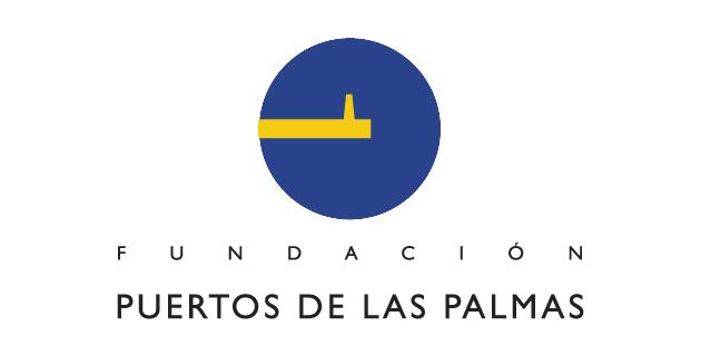 logo vector Fundación Puertos de Las Palmas