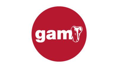 logo vector GAM