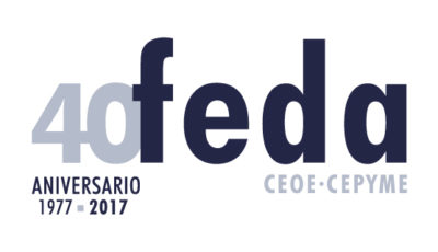 logo vector FEDA