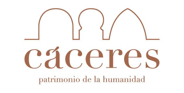 logo vector Cáceres marca ciudad
