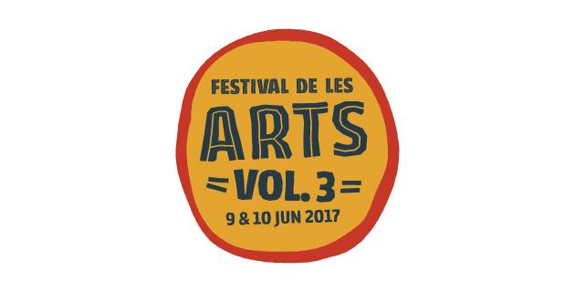 logo vector Festival de les Arts