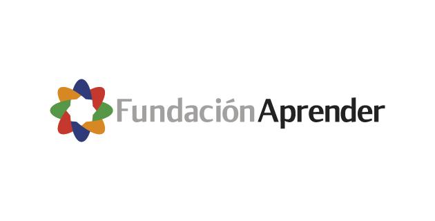 logo vector Fundación Aprender