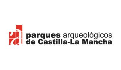 logo vector Parques Arqueológicos de Castilla-La Mancha