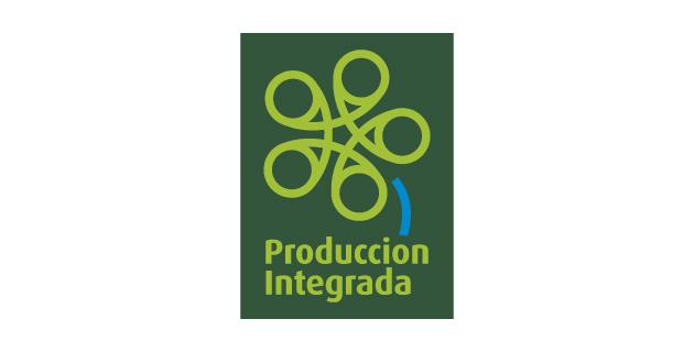 logo vector Producción Integrada Galicia