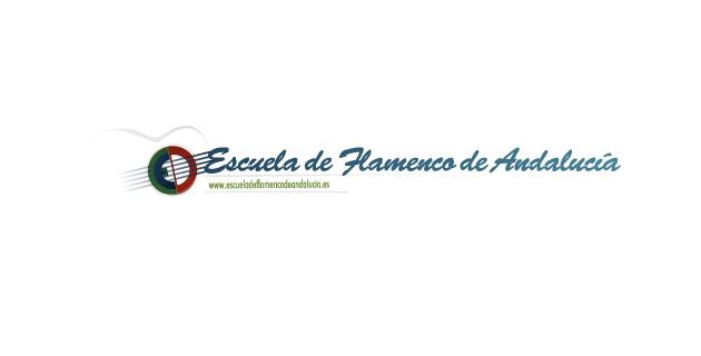 logo vector Escuela de Flamenco de Andalucía