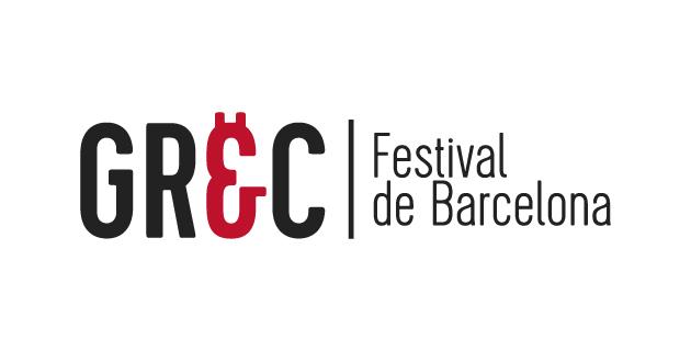 logo vector Grec Festival de Barcelona