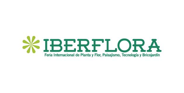 logo vector Iberflora