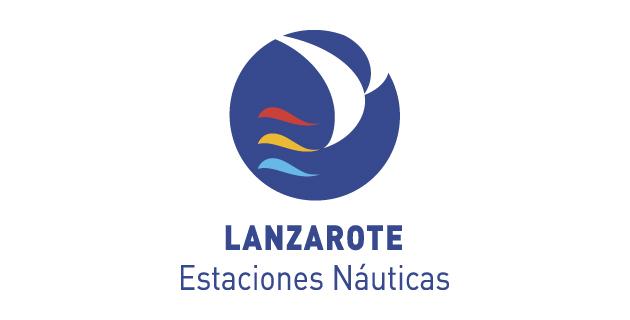logo vector Lanzarote Estaciones Náuticas