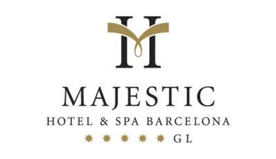 logo vector Majestic Hotel & Spa