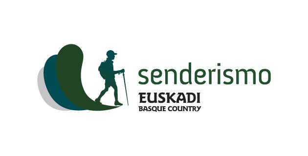 logo vector Senderismo Euskadi