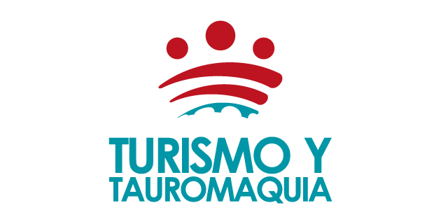 logo vector Turismo y Tauromaquia Badajoz