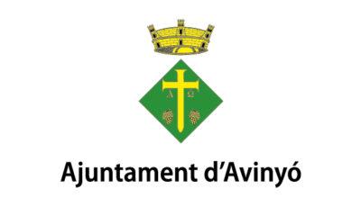 logo vector Ajuntament d'Avinyó