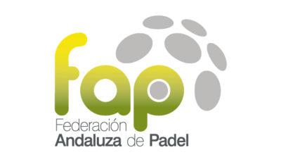 logo vector Federación Andaluza de Pádel