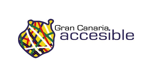 logo vector Gran Canaria Accesible